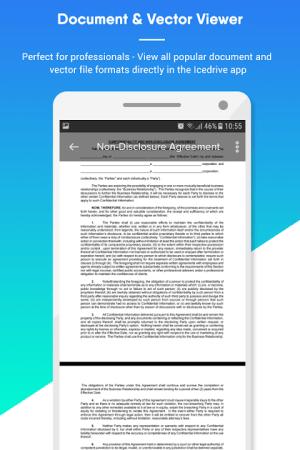 Icedrive - Free Cloud Storage 1.2.3 Screen 4