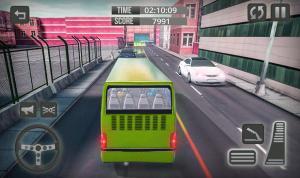 bus simulator : bus games 1.4 Screen 3