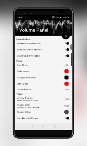 Volume Control Panel Pro 11.10 Screen 5