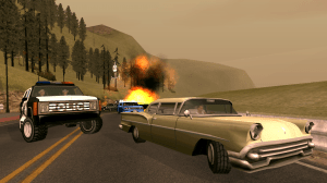 Grand Theft Auto: San Andreas 24.08 Screen 1