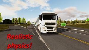 Heavy Truck Simulator 1.975 Screen 4