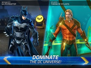 Android DC Legends: Fight Superheroes Screen 9