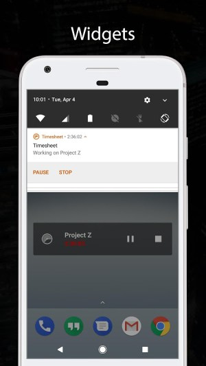 Timesheet - Time Tracker v2.7.6 Screen 11