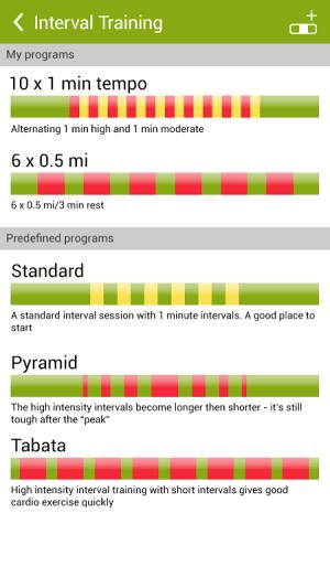 Endomondo Sports Tracker PRO 10.7.1 Screen 5