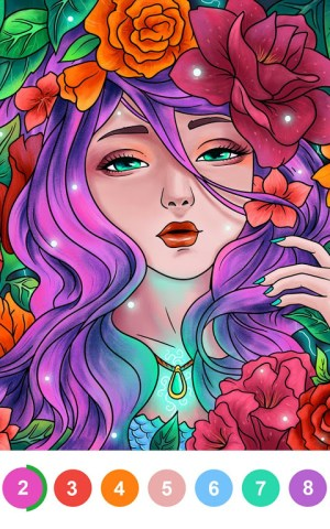 Paint By Number - Free Coloring Book & Puzzle Game 2.6.1 Screen 7