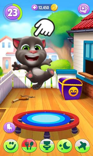 My Talking Tom 2 4.2 Screen 11