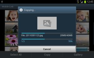 Samsung SMART CAMERA App 1.4.0_180703 Screen 3