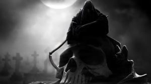 Grim Reaper Live Wallpaper 1.17c Screen 2