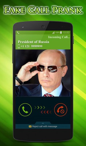 Android Fake Call & SMS 2018 Screen 1