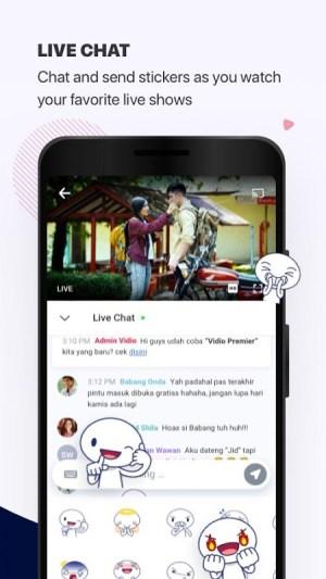 Vidio - Nonton Video, TV & Live Streaming Gratis 4.15.18-d37a3c9 Screen 1