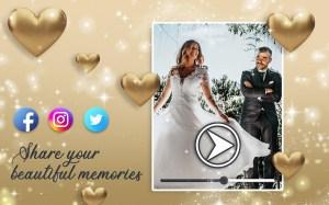 Wedding Slideshow With Music 💝 Video Maker 1.5 Screen 10