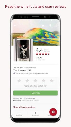 Vivino: Buy the Right Wine 8.18.36 Screen 2