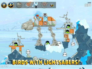 Angry Birds Star Wars 1.5.13 Screen 1
