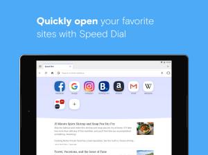 Opera browser beta 61.0.3040.55570 Screen 11