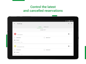 BedBooking: Booking Calendar & Reservation System 5.11.1 Screen 3