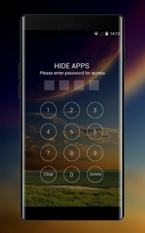 Theme for Galaxy S Duos HD launcher 2.0.51 Screen 2