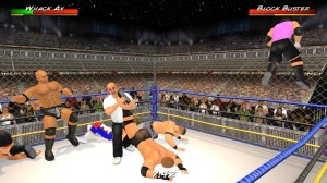 Android Wrestling Revolution 3D Screen 7