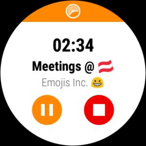 Timesheet - Time Tracker v2.7.6 Screen 4