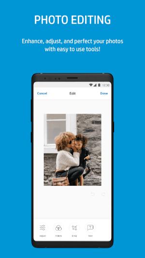 HP Smart 7.0.164 Screen 7