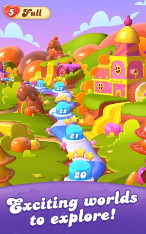 Candy Crush Friends Saga 1.15.8 Screen 10