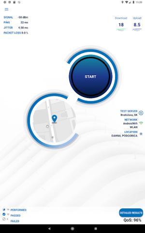 RU MobilTest V2.7.41 Screen 3