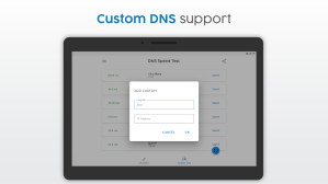 DNS Changer   Mobile Data & WiFi   IPv4 & IPv6 1187r Screen 4