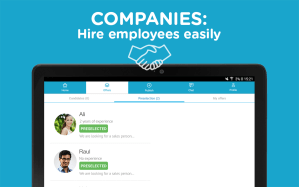 CornerJob - Find job offers 1.4.1 Screen 4