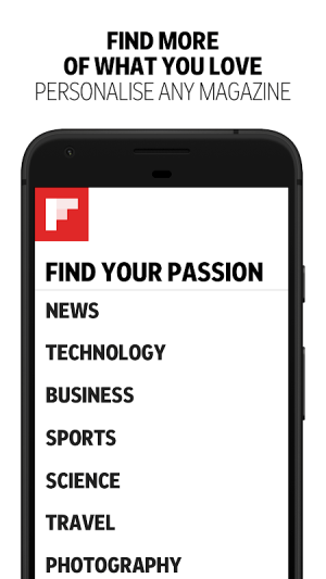 Flipboard: News For Any Topic 4.2.28 Screen 3