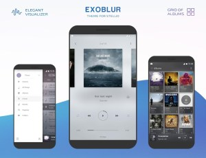 Stellio ExoBlur 1.25 Screen 7