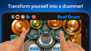 Real Drum - The Best Drum Pads Simulator 8.18 Screen 7