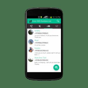 Android Smart Call Notifier & blocker Screen 3