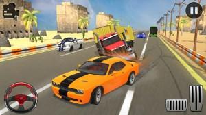 Highway Car Racing 2020: Traffic Fast Car Racer 2.32 Screen 1