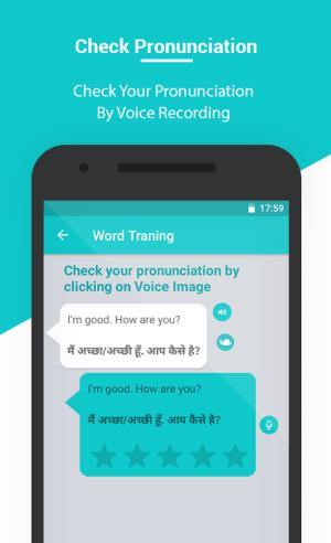 Hindi English Translation, English Speaking Course 1.8 Screen 6