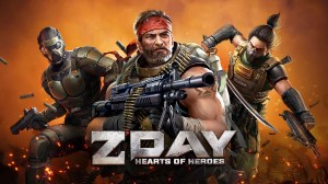 Android Z Day: Hearts of Heroes | MMO Strategy War Screen 3
