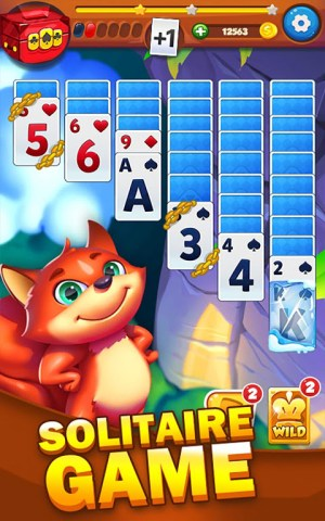 Solitaire Tripeaks Adventure - Free Card Journey 1.2.3 Screen 2