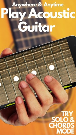 Real Guitar App - Acoustic Guitar Simulator 3.0.0 Screen 5