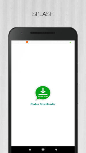 Android Status Downloader for WhatsApp - Status Saver Screen 3