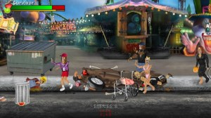 Android Extra Lives (Zombie Survival Sim) Screen 7