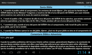Pack Adventista 1.8.11 Screen 2