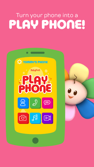 Android Play Phone for Kids - Fun educational babies toy Screen 6