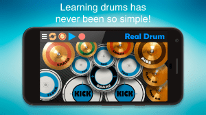 Real Drum - The Best Drum Pads Simulator 8.4 Screen 5