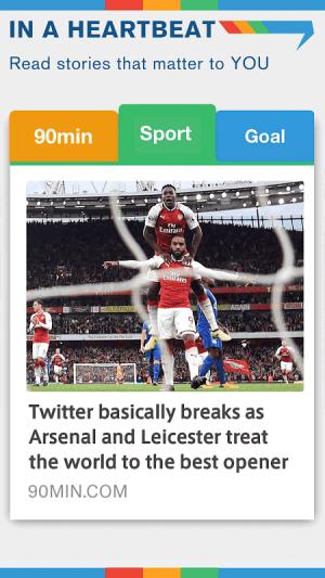 SmartNews: World News & Breaking News Stories 5.0.12 Screen 1