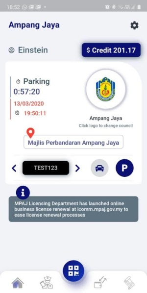 Flexi Parking 2.0 16.2.0 Screen 6