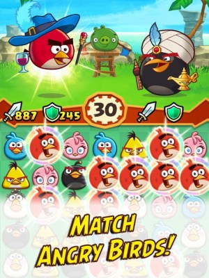 Angry Birds Fight! RPG Puzzle 2.5.6 Screen 9