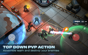 Aftermath - Online PvP Shooter 0.11 Screen 3
