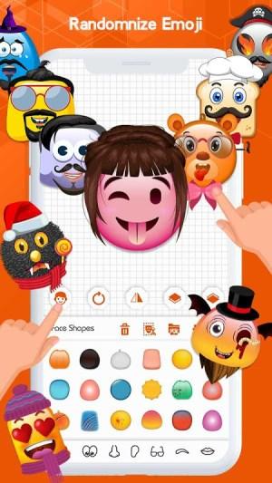 Android Emoji Keyboard - Emoji Maker, WASticker, Emoticons Screen 10