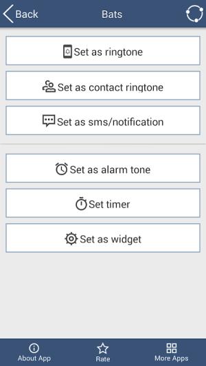 Animal Sounds Ringtones Free 2.1.5 Screen 1