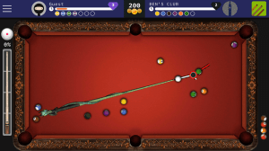 Android Pool Ninja : 8 ball pool Screen 1