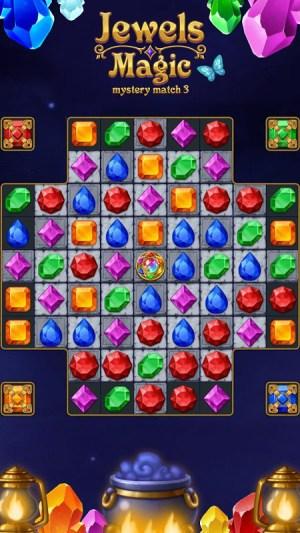Jewels Magic: Mystery Match3 20.1026.01 Screen 3