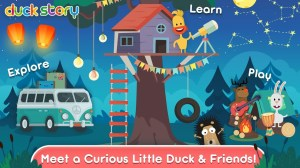 Duck Story World - Animal Friends Adventures 1.0.13 Screen 4